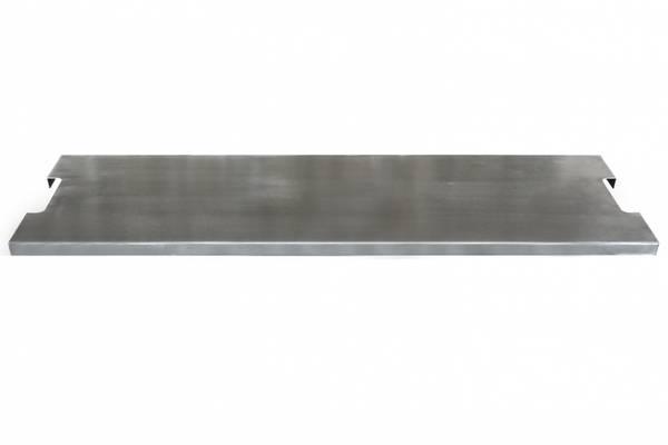 Bilde av Rostfritt stål lock avlång brännare